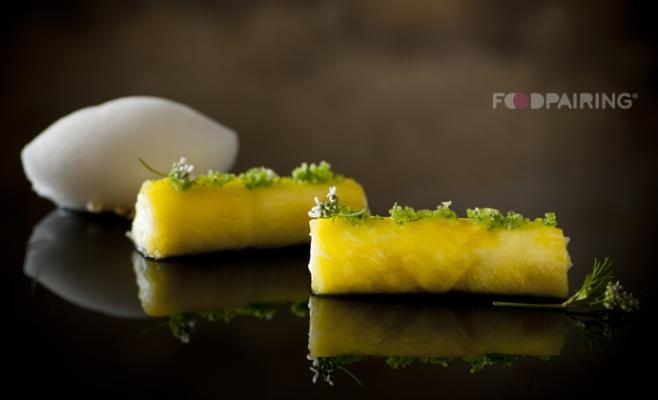 Café de la Sierra Nevada - St-Môret - pineapple