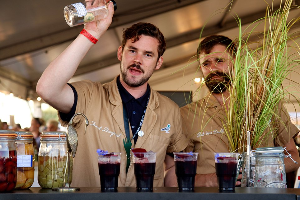 flemish foodbash jiggers foodpairing cocktail